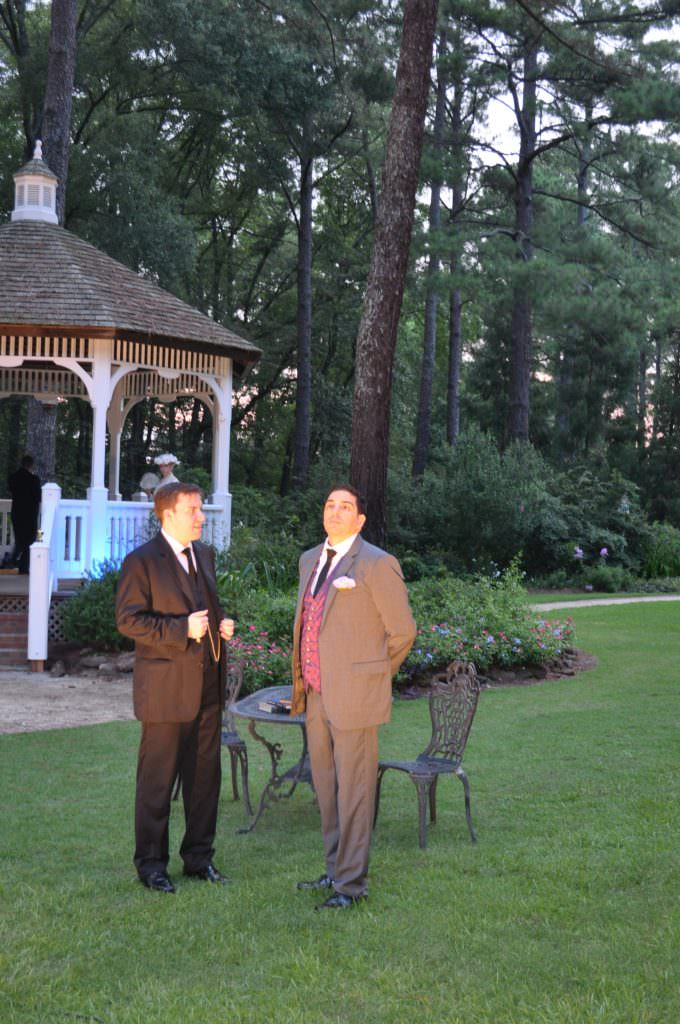 The Importance of Being Earnest | July 2012