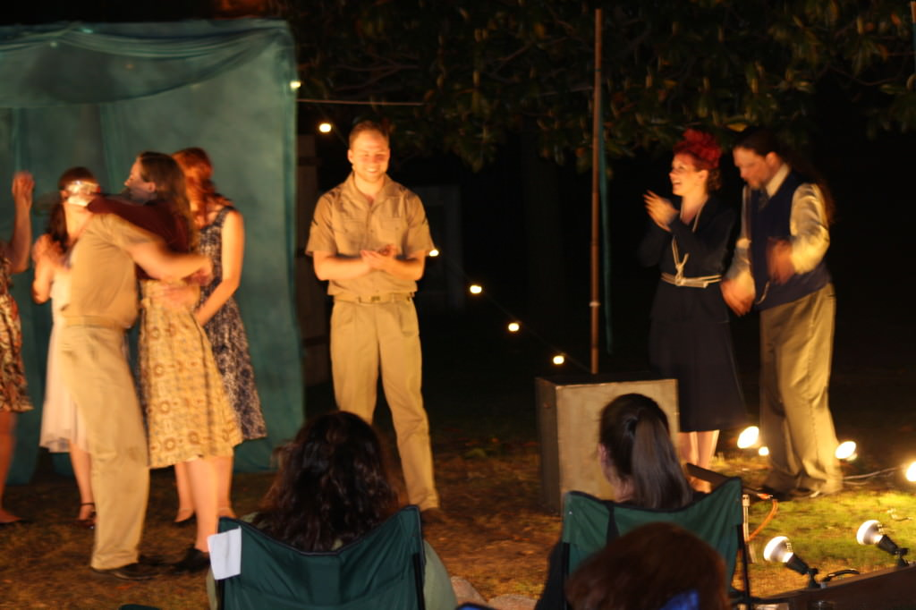 Much Ado About Nothing | April – May 2014